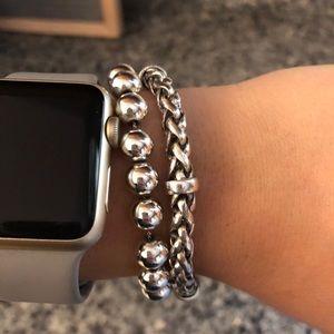 Ralph Lauren Silver Bracelets